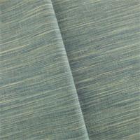 *4 5/8 YD PC--Denim Blue Slubbed Woven Home D�cor Fabric