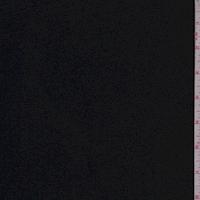 *4 YD PC--Black Satin Back Faille