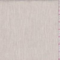 *3 YD PC--Natural Textured Linen Blend