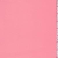 Melon Pink Crepe Georgette