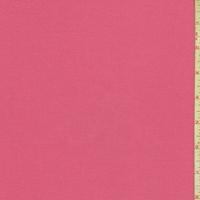 Bubblegum Pink Cotton Stretch Twill