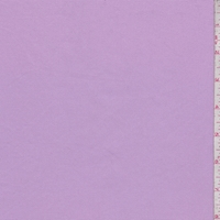 Lilac Orchid Cotton Stretch Twill