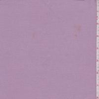Lilac Cotton Stretch Twill