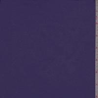 Bright Purple Cotton Stretch Twill