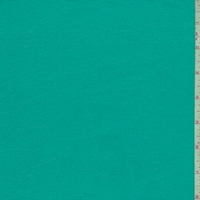 Dark Turquoise Cotton Stretch Twill