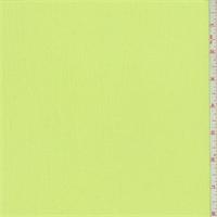 *4 1/2 YD PC--Neon Green Rayon Gauze
