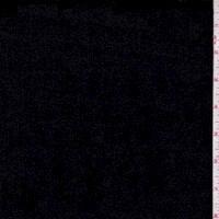 *1 3/4 YD PC--Dark Ink Blue Stretch Denim