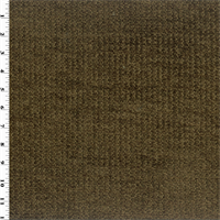 *2 YD PC--Brown Chenille Home Decorating Fabric