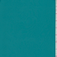 Deep Blue Jade Polyester Suiting