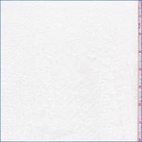 White Crinkle Cotton