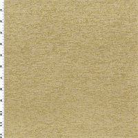 * 2 YD PC--Light Beige Texture Chenille Home Decorating Fabric