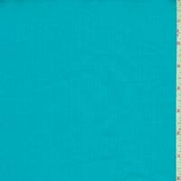 Aqua Stripe Cotton Twill