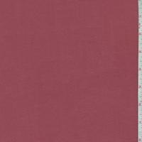 Brick Red Rayon Jersey Knit