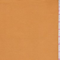 *1 YD PC--Harvest Gold Double Brushed Jersey Knit