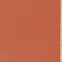 *3 3/4 YD PC--Warm Clay Silk Crepe de Chine