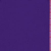 Purple Stretch Poplin