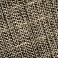 Brown/Beige Wool Blend Textured Dobby Jacketing