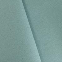 Arctic Blue Wool Blend Doubleweave Coating