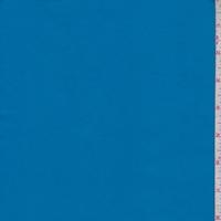Caribbean Blue Stretch Poplin