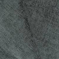 * 2 1/4 YD PC--Night Gray Textured Chenille Home Decorating Fabric