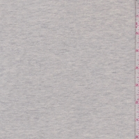 Heather Grey Jersey Knit