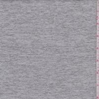 Dark Heather Grey Jersey Knit
