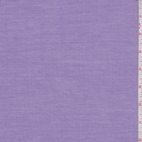 Purple Cotton Shirting