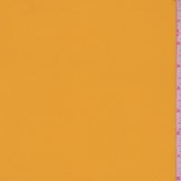 Orange Gold Silk Satin Charmeuse