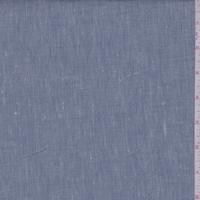 Royal Blue Linen Blend