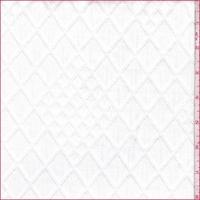 White Diamond Matelasse