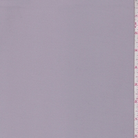 Lilac Mauve Polyester Suiting