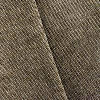 *1 1/8 YD PC--Deep Brown Texture Chenille Home Decorating Fabric