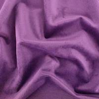 *2 1/2 YD PC--Purple Velour Knit Home Decorating Fabric