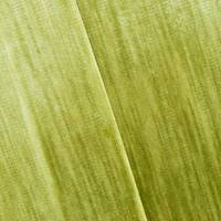 *1 3/4 YD PC--Chartreuse Green Texture Velvet Home Decorating Fabric