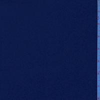Dark Regal Blue Crepe Suiting