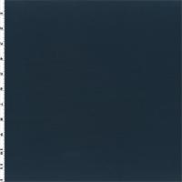 *1 1/2 YD PC--Single Sided Sweatshirt Fleece - Navy Blue