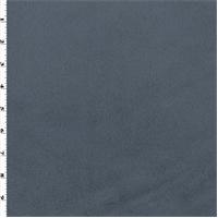 *2 1/2 YD PC--Polartec Double Sided Shag Fleece - Pewter Blue