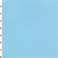 *2 1/2 YD PC--Double Sided Sweatshirt Fleece - Pale Cerulean Blue