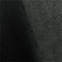 *2 YD PC--Dark Gray/Black Soft Shell Sweater Fleece