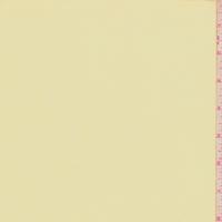 Pastel Yellow Pique Shirting