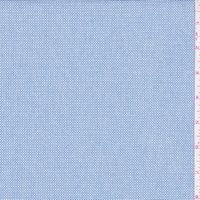 Bright Blue Dobby Diamond Shirting