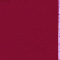 Crimson Ponte Double Knit
