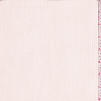 Pale Pink Satin Stripe Lining