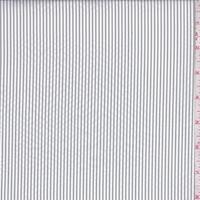 Taupe Grey/White Stripe Lining