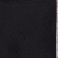 Tuxedo Black Crepe Georgette