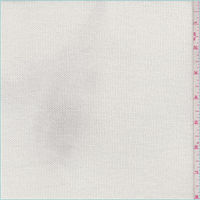*2 3/4 YD PC--Cream Sweater Knit