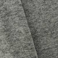 *1 3/4 YD PC--Gray/Taupe Brushed Stretch Twill Jacketing