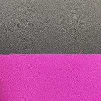 *5 YD PC--Walnut Brown/Magenta Reversible Crepe Suiting