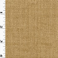 *5 YD PC--Sandy Beige Textured Chenille Home Decorating Fabric