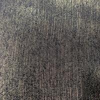 Black/Gold Crinkled Chiffon